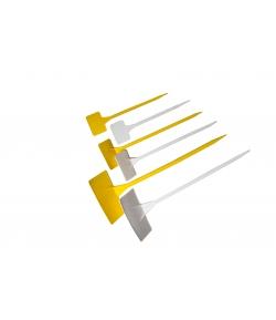 Plastique (jaune+blanc)