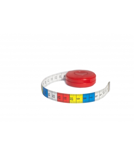 Rolmetertje Rollfix kleurmarkering