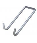 Kettingbeugel voor metalen palen