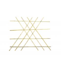 Espaliers en bambou