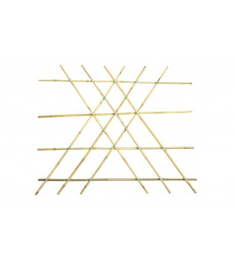 Leirekken uit bamboe
