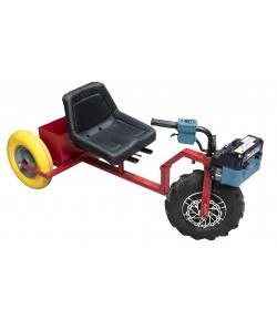 Charette de taille éléctrique Makita
