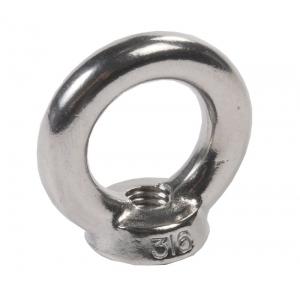 Ecrou à anneau