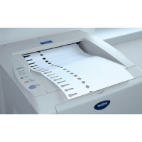 Bedrukbaar met laserprinter