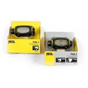 Lampes frontales Petzl Pixa 2