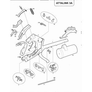 Pièces de rechange Attalink 3A