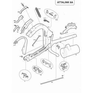 Pièces de rechange Attalink 6A