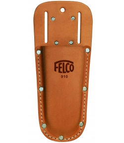 Lederen houder Felco  910 (plat model)